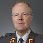 Brigadgeneral Vesa Virtanen