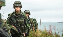 Voluntary military service for women