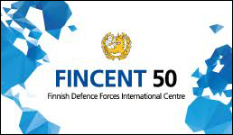 Finnish Defence Forces International Centre 50 years