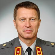 Brigadier General Kim Mattsson