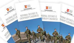 National defence is everybody's business